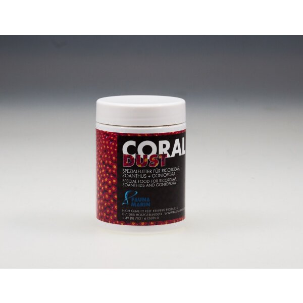 Fauna Marin Coral Dust 100ml / 65g