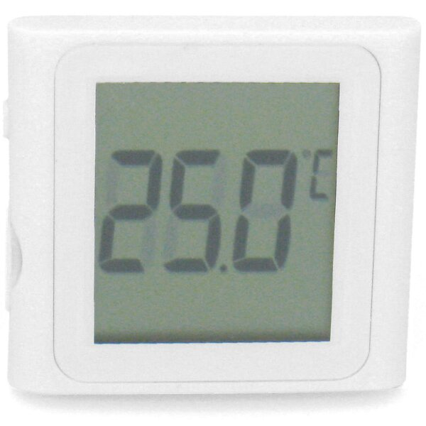 Amazonas Thermometer Digital White,weiss