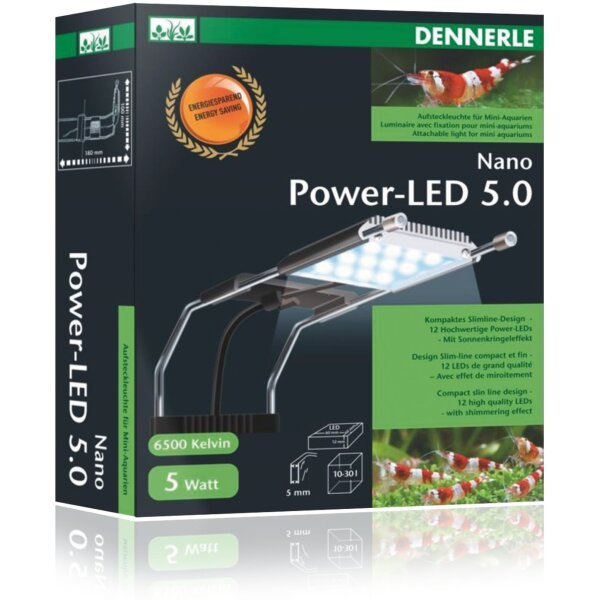 Dennerle Nano Power LED 5.0 / 5W