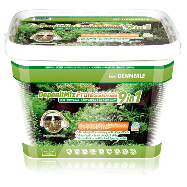 Dennerle DeponitMix Professional 9in1, 9.6kg