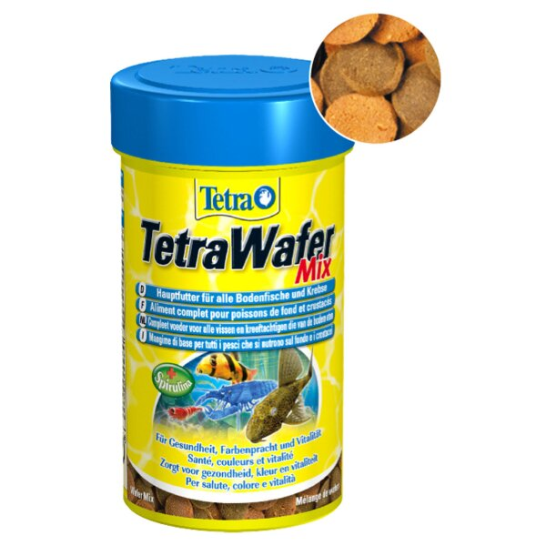 TetraWafer Mix  100ml