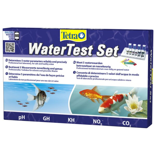 Tetra Test Wassertest-Set