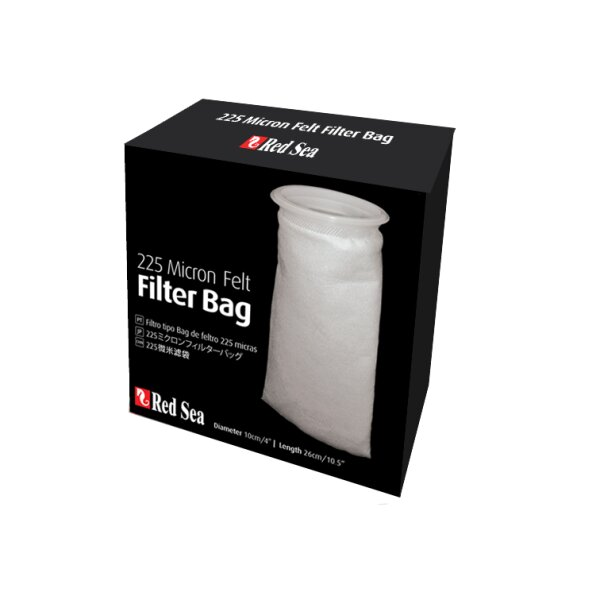 Red Sea 225 micro Felt filter bag