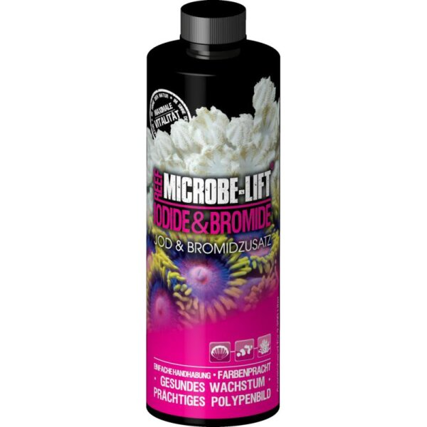 Microbe Lift Iodide & Bromide (473ml.)